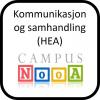 Kommunikasjon og samhandling (HEA)